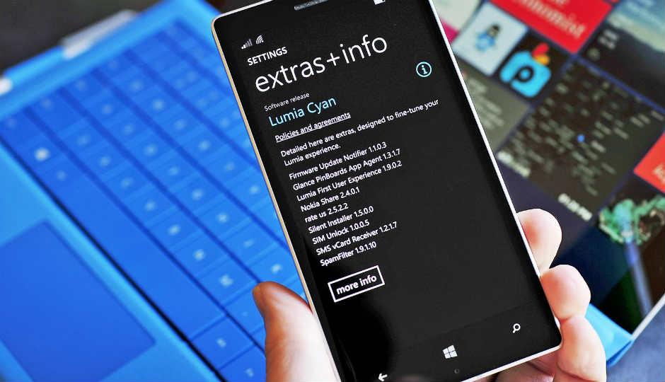 windows phone update 10
