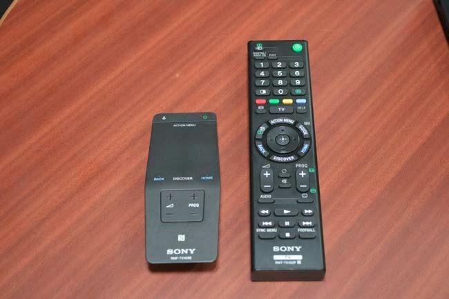 sony bravia kdl-50W950c android tv remote control