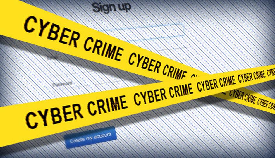 India records a 40 percent rise in cybercrime