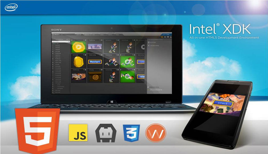 Intel XDK Update - HTML5 Games, Sublime Text* & Easier to Get ...