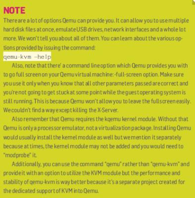 Qemu Kvm | Chapter No  6 | Fasttrack To Virtualization | Digit