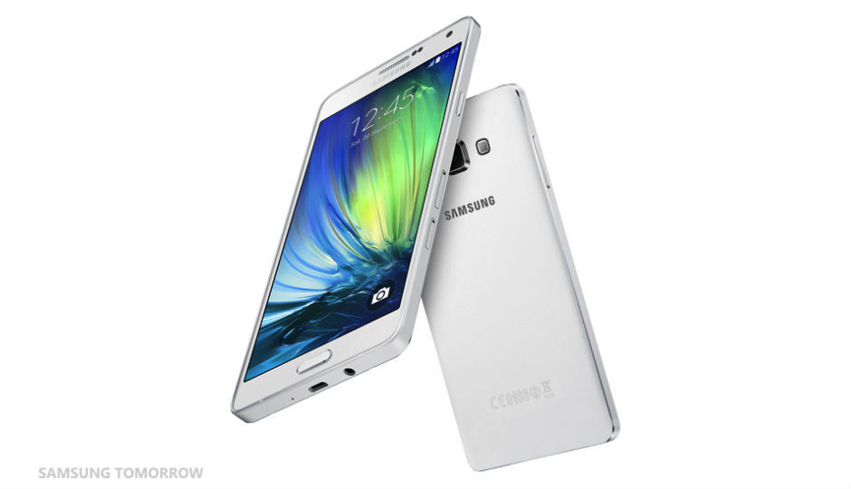 Samsung Galaxy A7 goes official with 6.3 mm slim form factor and all metal uni-body design
