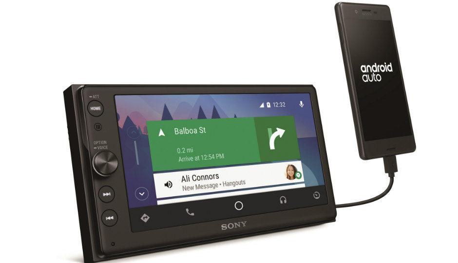 Incar Digital Receivers and Players  Sony AU