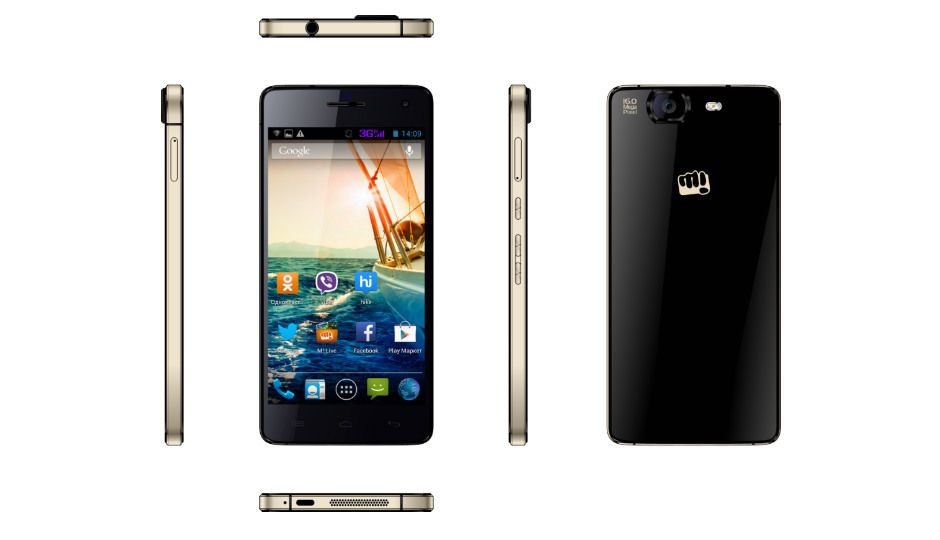 Micromax Canvas Knight: Benchmarks and performance comparison