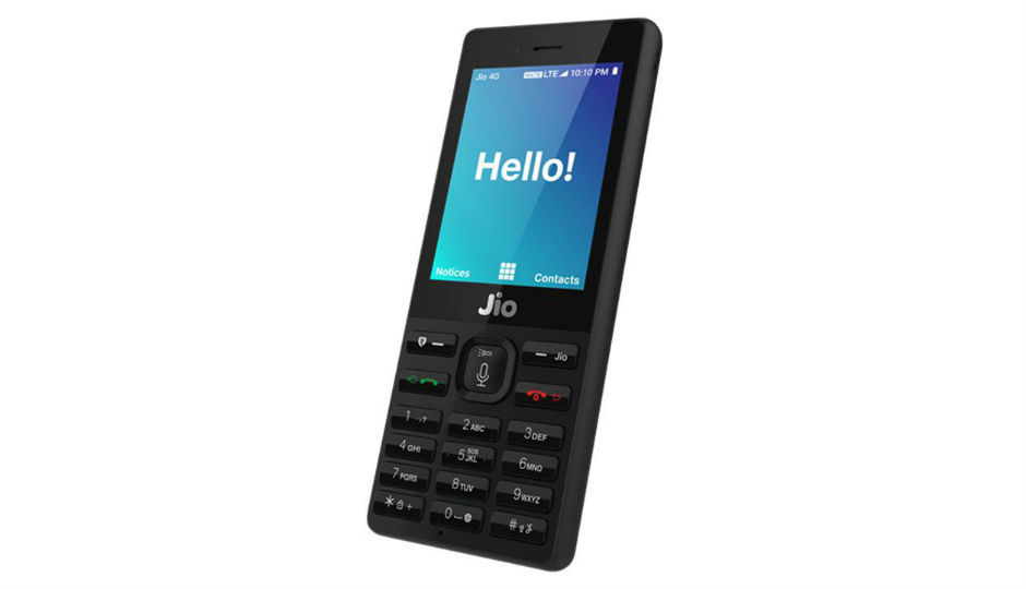 JioPhone Review