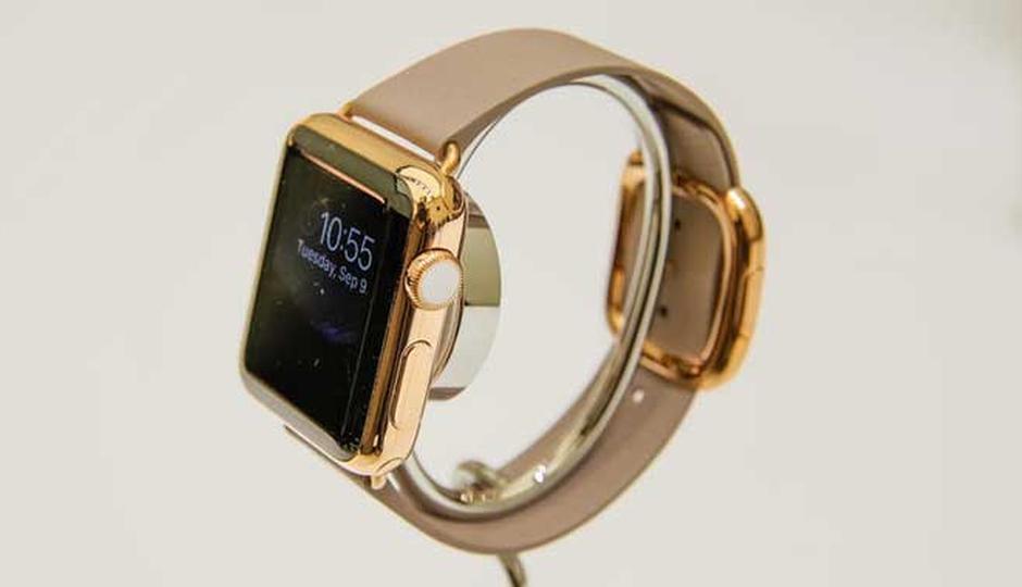 Новая разработка от Apple золотые часы Watch Edition, по словам главы компании Тима Кука, выйдут в продажу в 2015