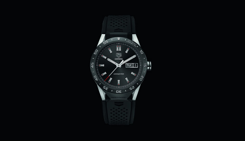 TAG Heuer launches Android Wear luxury smartwatch