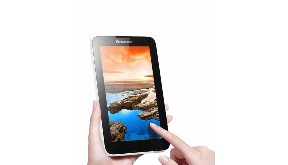 Lenovo Tab 2 A7-10, 7-inch Quad-core Tablet Launched At Rs