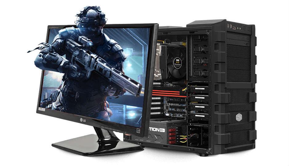Gaming Computer 2016
