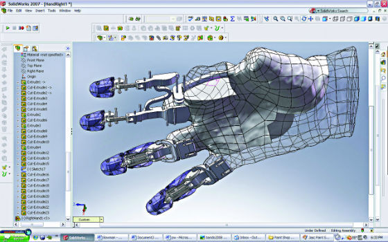 As One Of The Next Generation Of 3D Printer Oriented CAD Programs,  Solidworks Has The Best Of Solid And Surface Modeling Features.