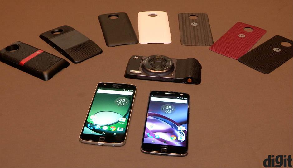 Motorola announces Moto Collide hackathon for building Moto Mods...