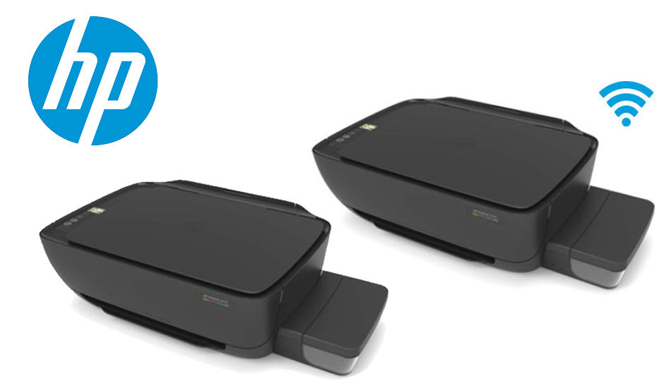 HP launches new DeskJet GT series printers with ink tanks for