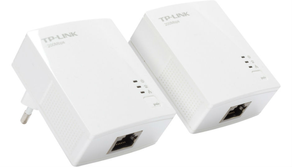 tp link launches the av200 nano powerline adapter for rs. Black Bedroom Furniture Sets. Home Design Ideas