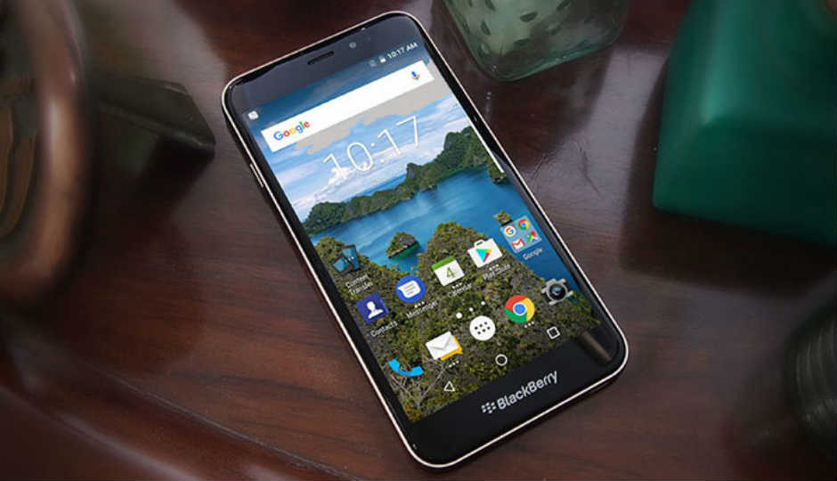 BlackBerry Aurora with dual-SIM support and Android 7.0 Nougat launched