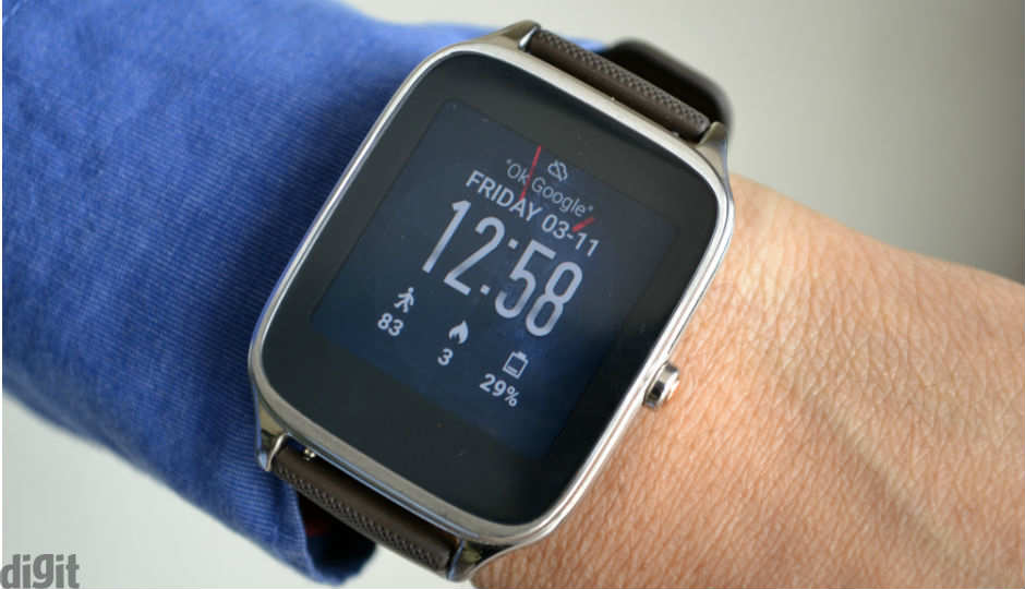 Asus ZenWatch 2 W1501Q Review