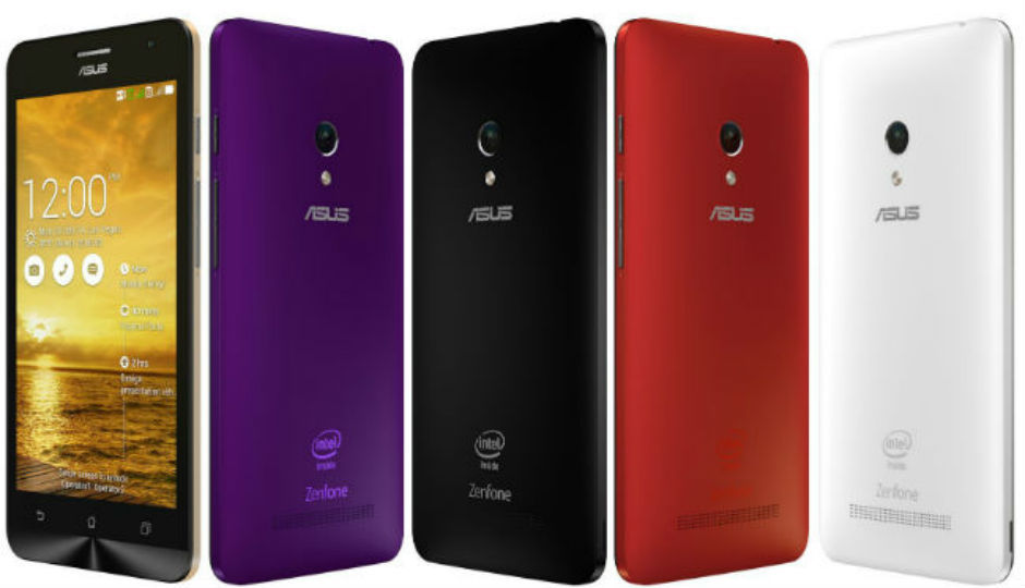 asus launches zenfone series of android phones in india