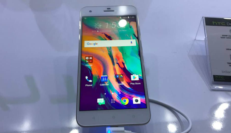 HTC Desire 10 Pro launched in India at Rs. 26,490 MOP