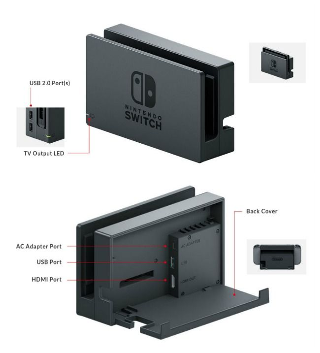 how to connect nintendo switch to pc via hdmi