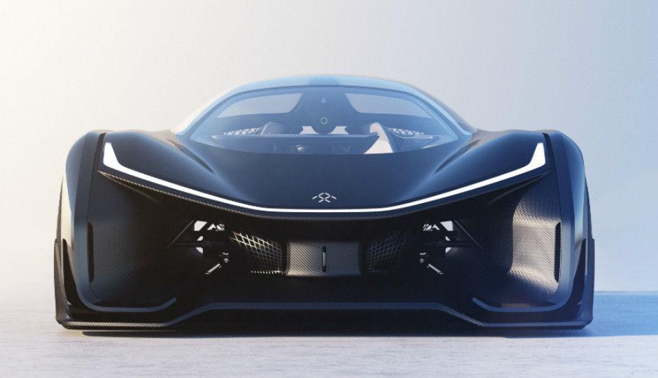 CES 2016: Faraday Future's FFZERO1 concept car is a stunning futu...