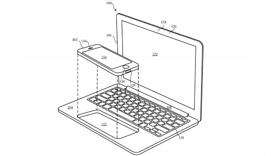 Apple's new patent shows MacBook-like docking accessory for iPhon...