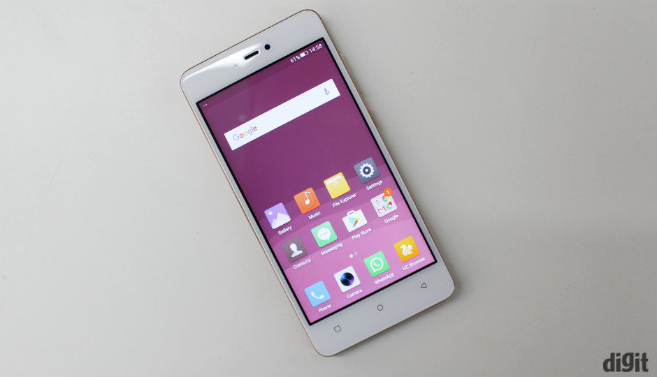 gionee f103 price in india gionee f103 handset packs