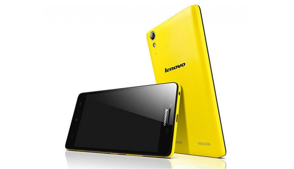 CES 2015: Lenovo A6000 is a budget 4G smartphone for India