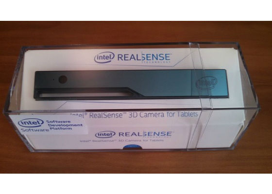 Intel RealSense Depth Camera Code Sample R200 Camera