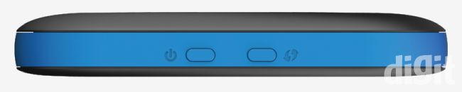 Digisol HR-1070MSE 4G wireless router  side