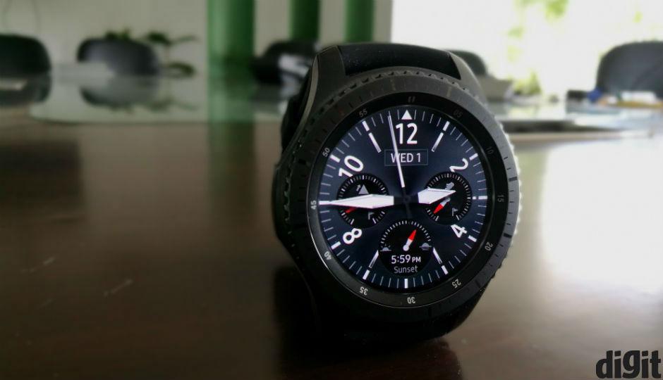 Samsung Gear S3 Frontier Review: The best cross-platform ...
