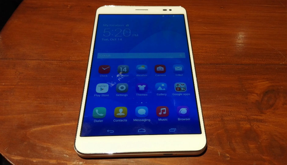 Slide 2 - Hands On: Huawei Honor X1 Slideshow