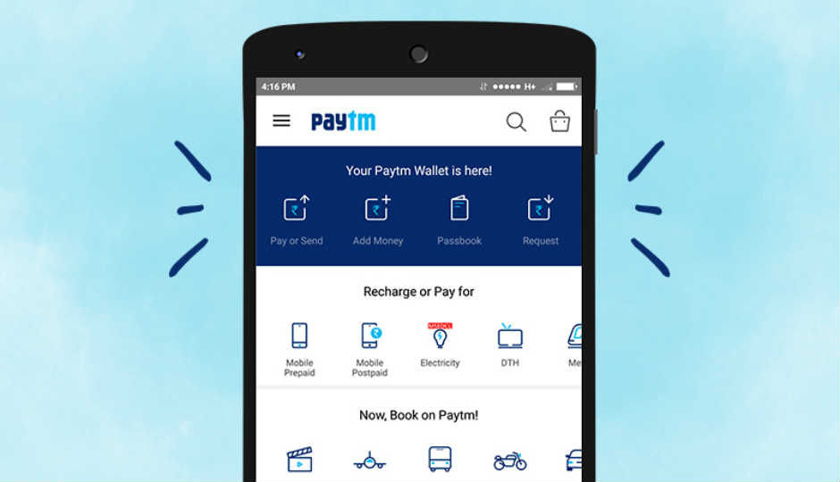 Paytm introduces App Password to secure your Paytm Wallet