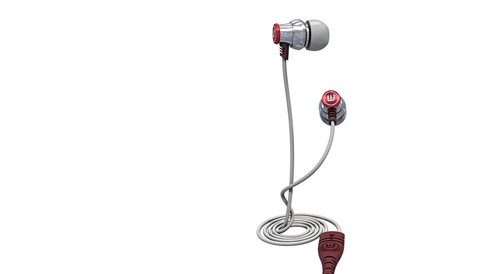 Audio technica earbuds red - apple earbuds wired