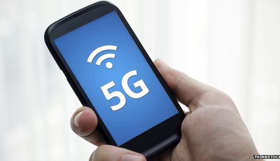 High speed 5G internet may be available by 2020