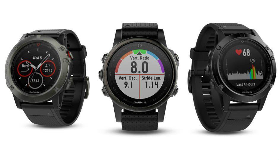 Garmin to launch its Fenix 5 series of GPS wearables in ...