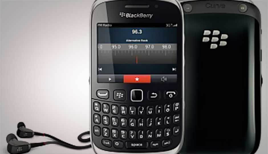 service book blackberry 9300 review