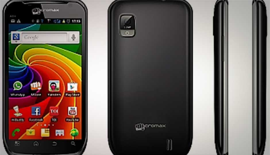 Micromax officially launches Superfone Pixel A90, Canvas A100 and Funbook Pro