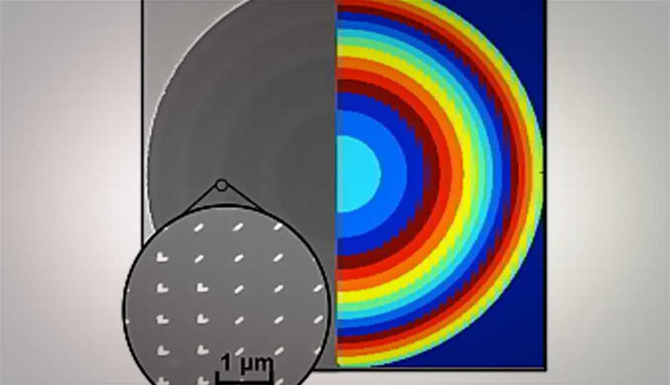 Harvard researchers develop ultrathin, distortion-free lens
