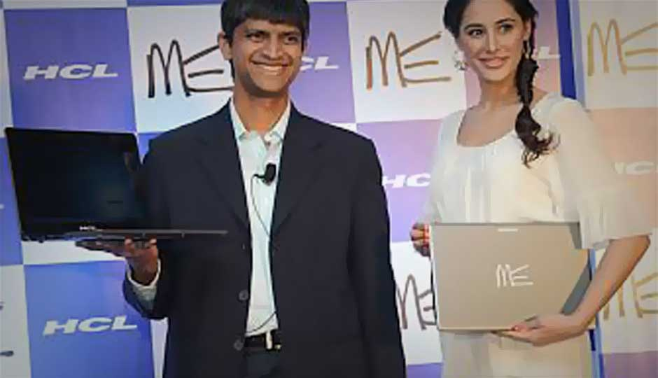 HCL Ultrasmart ME Series 3074 ultrabook launched in India, starting Rs.  51,990
