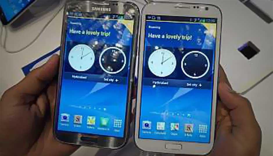 First Impressions: Samsung Galaxy Note II