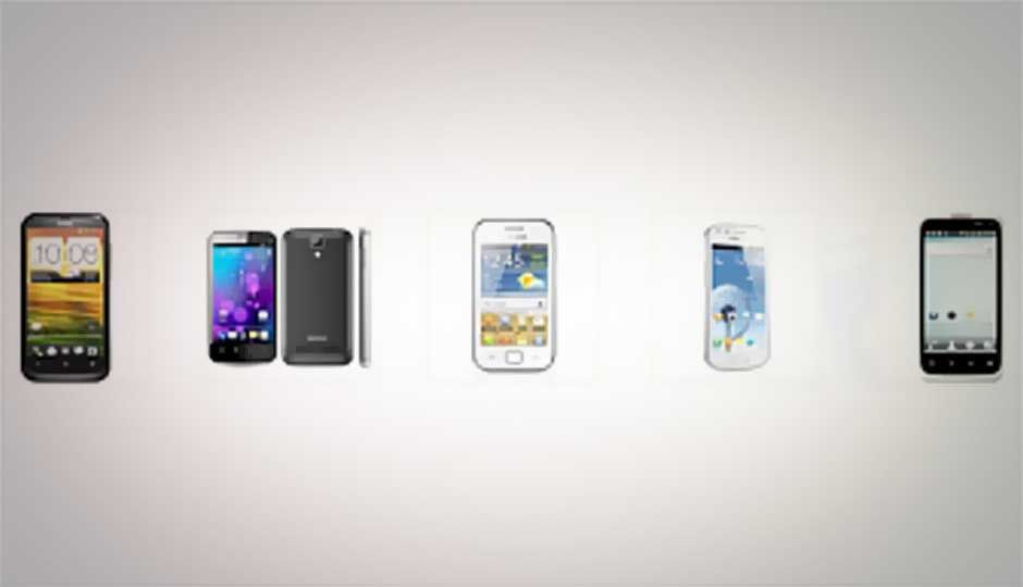 Five dual-SIM Android smartphone options