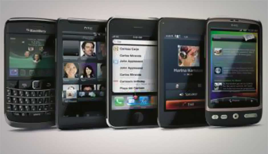 Smartphone sales soar 47 percent during Q3 2012: Gartner
