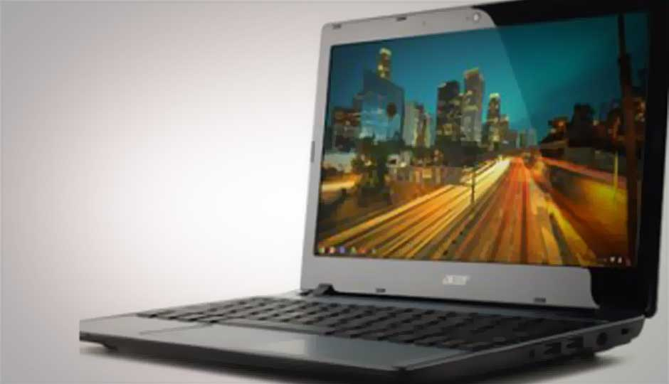 Google launches even cheaper Chromebook, with Acer