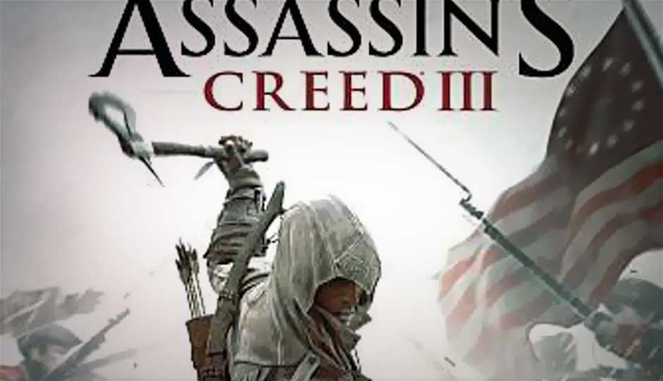 Assassin's Creed III patch coming next week; fixes numerous bugs