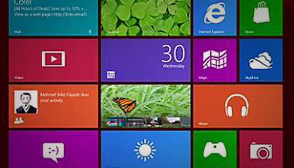 Slow start: early data reveals Windows 8 has 1 percent desktop market share