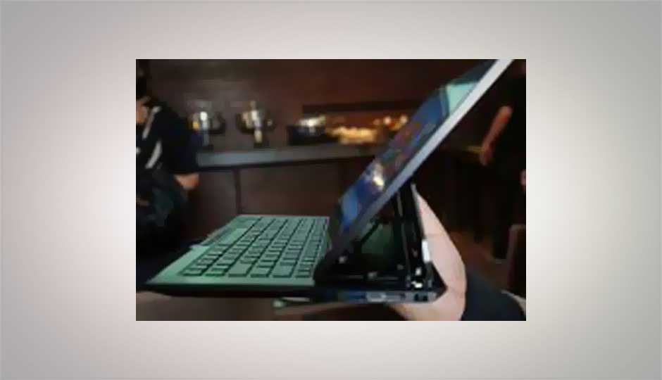 First Impressions: Sony Vaio Duo 11