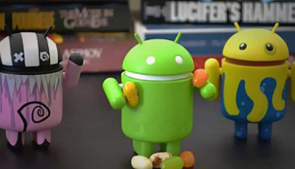 Demystifying Android 4.2 Jelly Bean