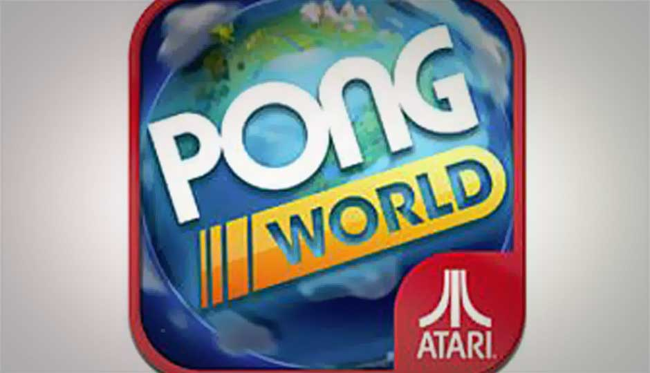 Pong World for iOS now available, celebrating game's 40th birthday