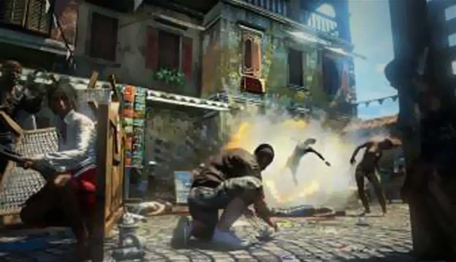 New character, city and screenshots revealed for Dead Island Riptide