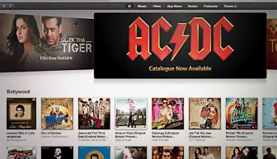 Apple iTunes India store: First Impressions