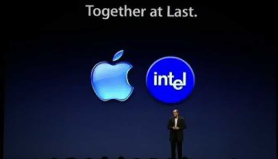 Is Intel about to become Apple's ARM SoC foundry?